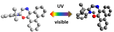 photoswitchable molecules